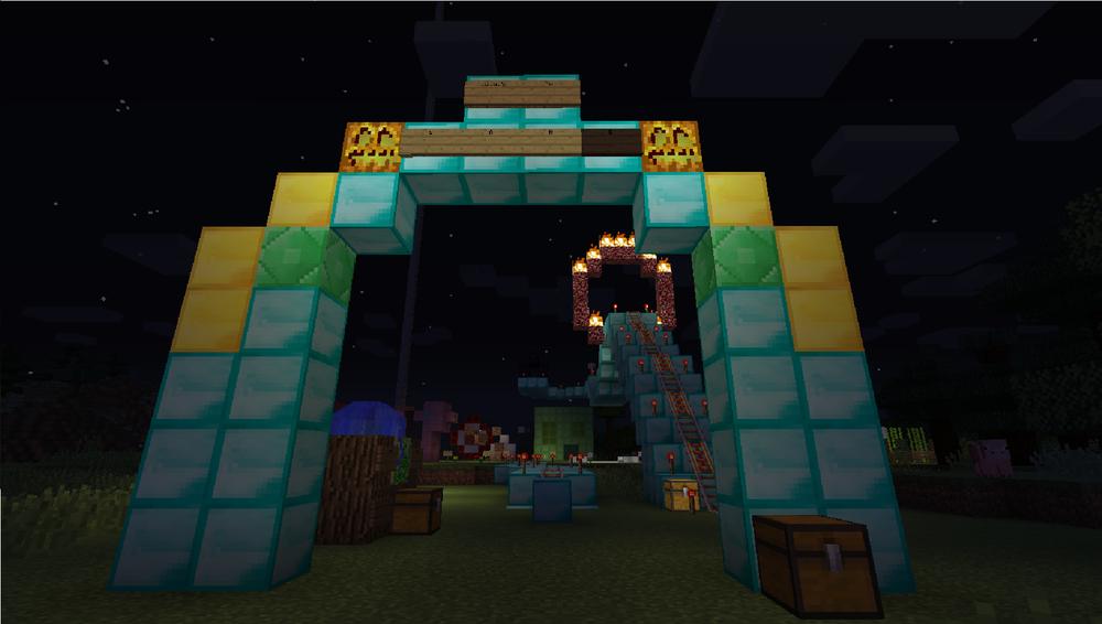 Funland Entrance