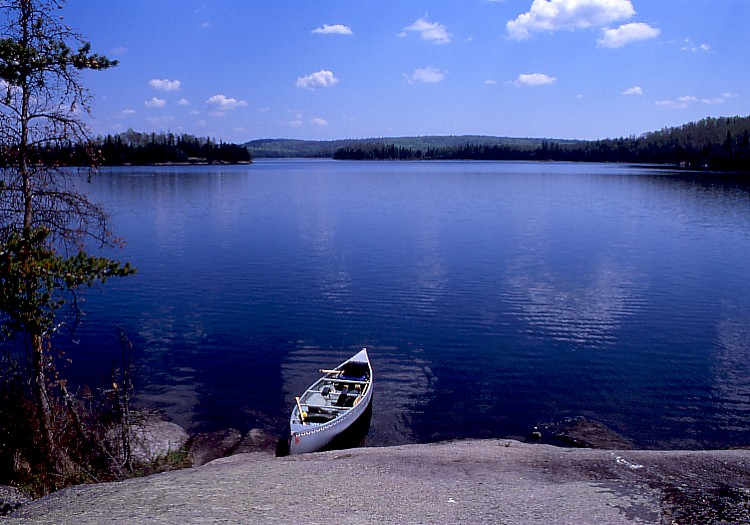 Tuscarora Lake, BWCA