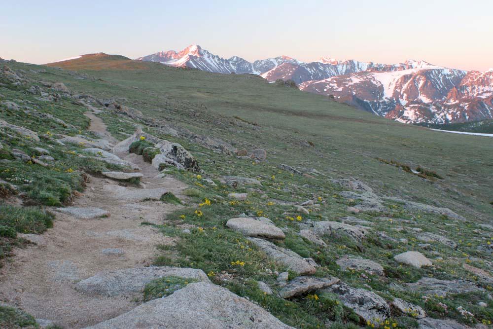 Ute Trail, RMNP