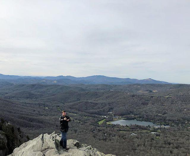 The Blue Ridge Selfies