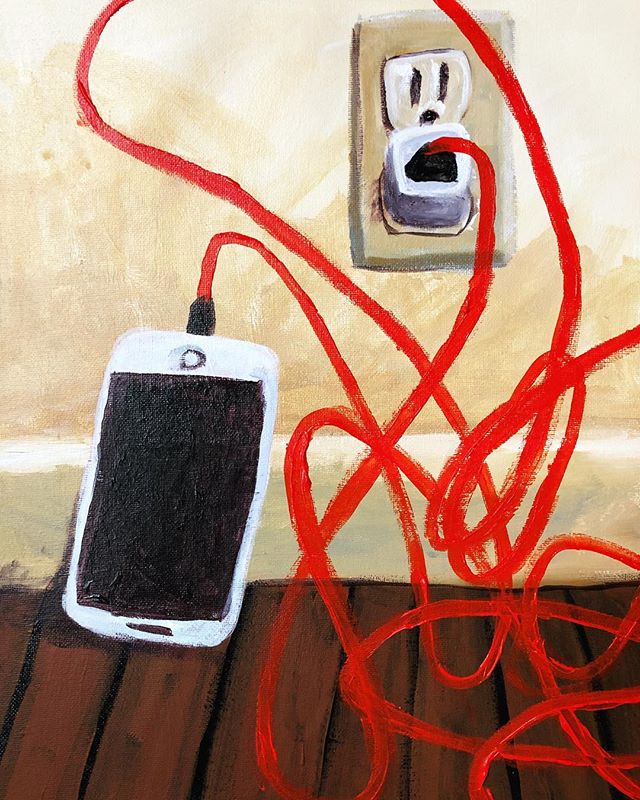 And what's the deal with phone charge cords? Amirite?