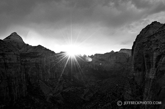 Canyon Overlook