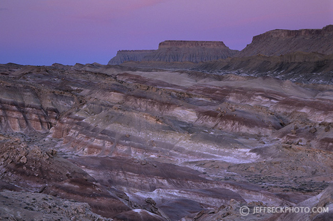 Twilight Badlands