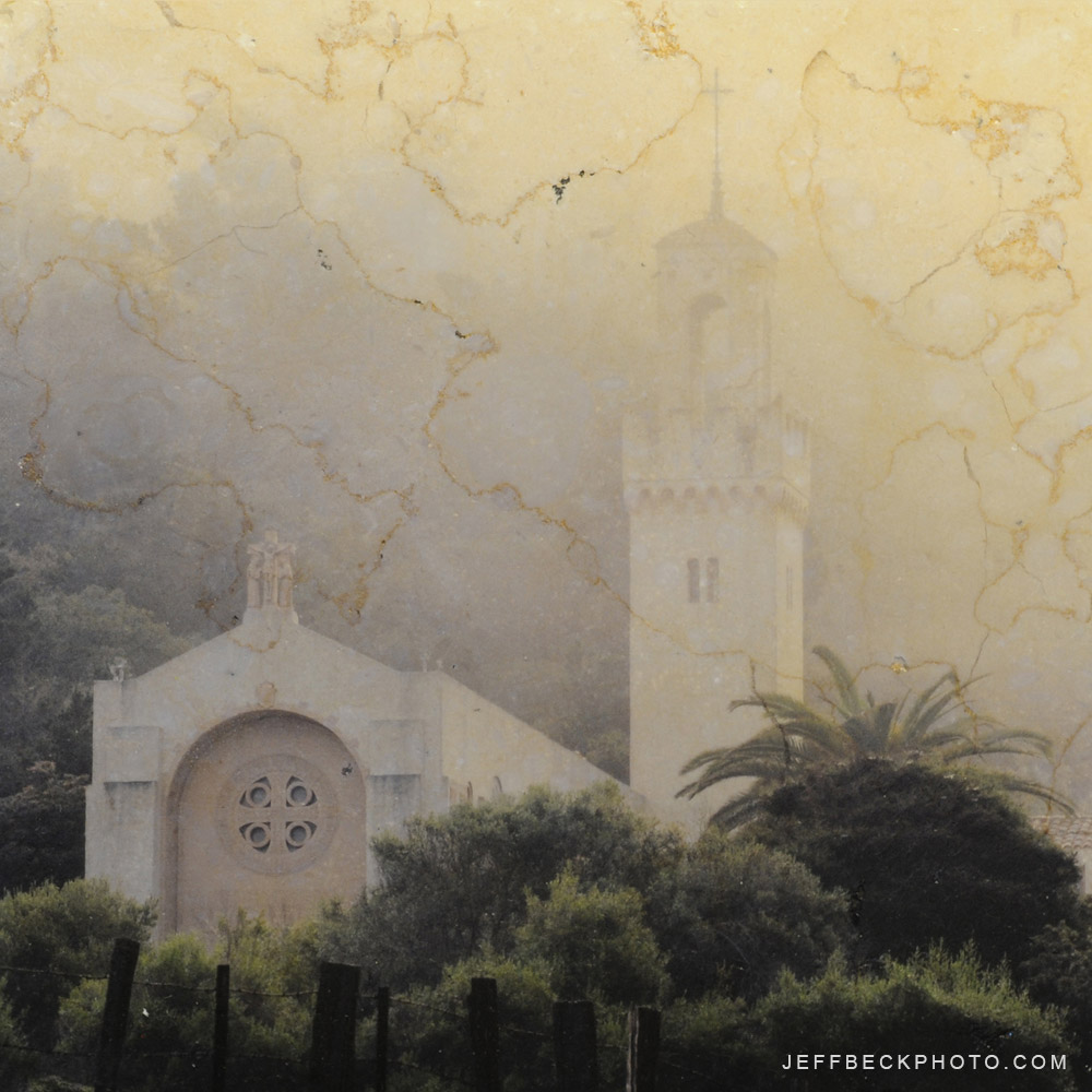Carmelite Monastery, Highway 1, California