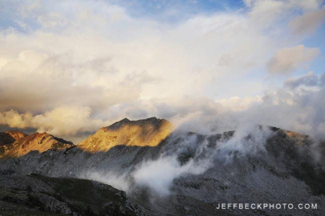 Shadow Dance, Lone Peak Wilderness, Utah