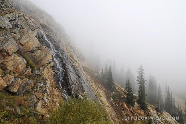 Mill B, Twin Peaks Wilderness, Utah