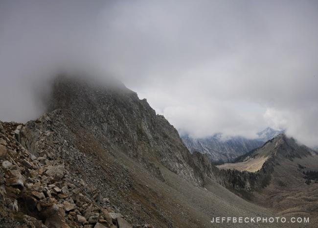 Hogum Divide, Lone Peak Wilderness, Utah
