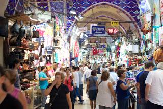 Kapılı Çarşı's Main Streets