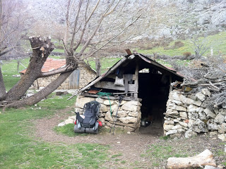 Huseyin the shepherd's house.