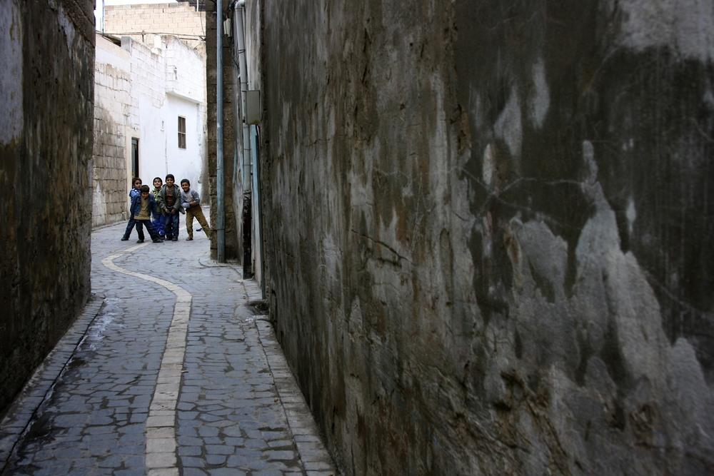Urfa Eski Sokak