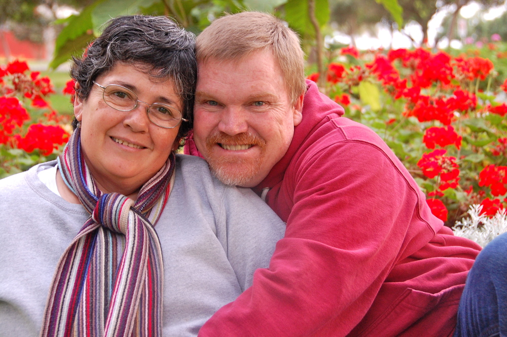 John & Pilar Bonner, married since 1985