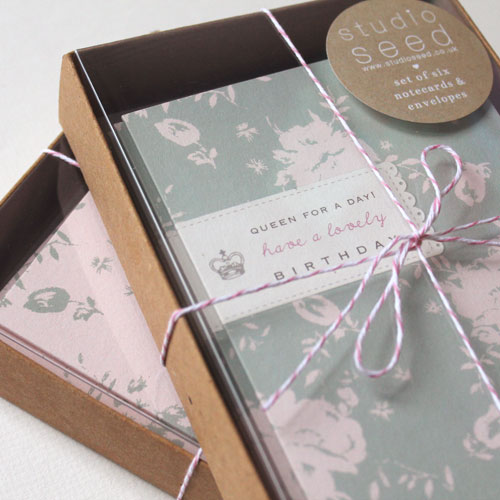 Brand new boxed greetings sets