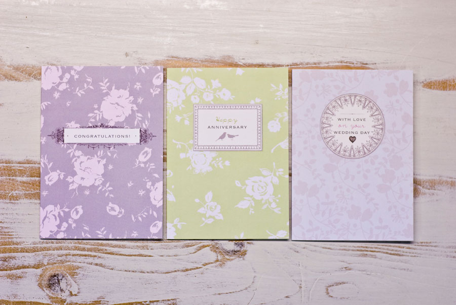 Cards from our Bijou Blossom collection