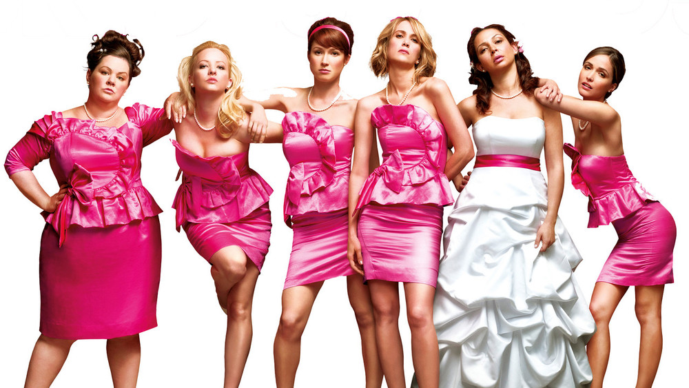 """Bridesmaids' - a film to which there will be NO sequel."