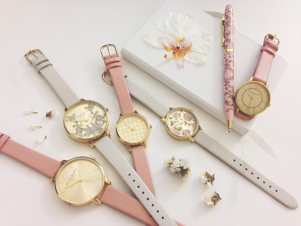 Image courtesy of Olivia Burton London