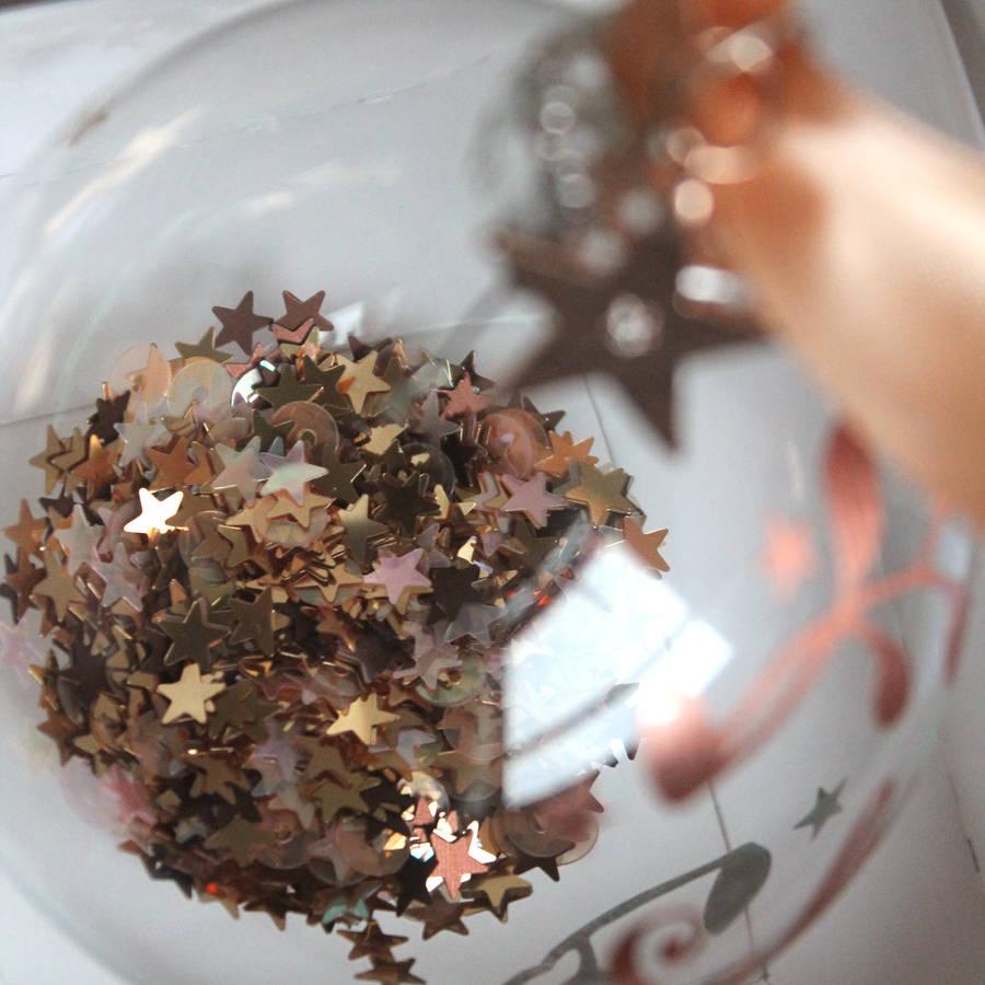Rose Gold Copper: Gorgeous Copper & Rose Gold Sequins