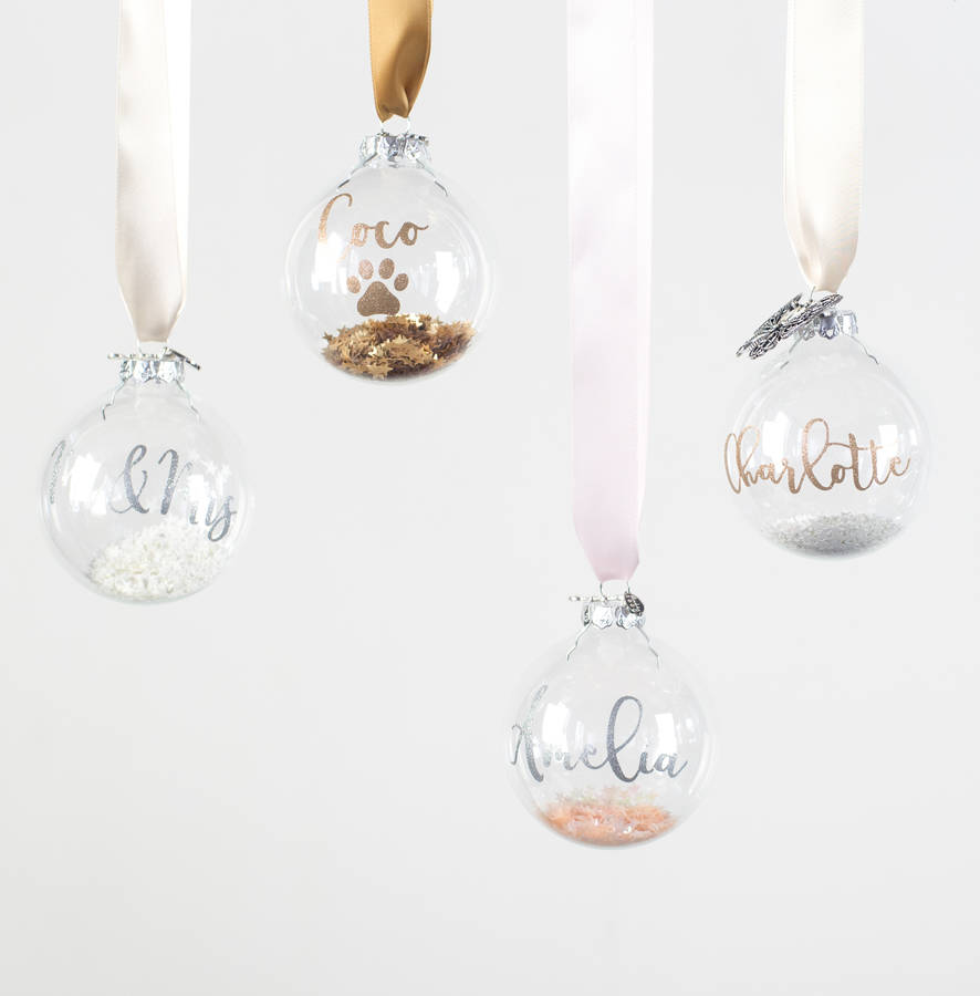 original_personalised-glitter-calligraphy-glass-bauble-1.jpg