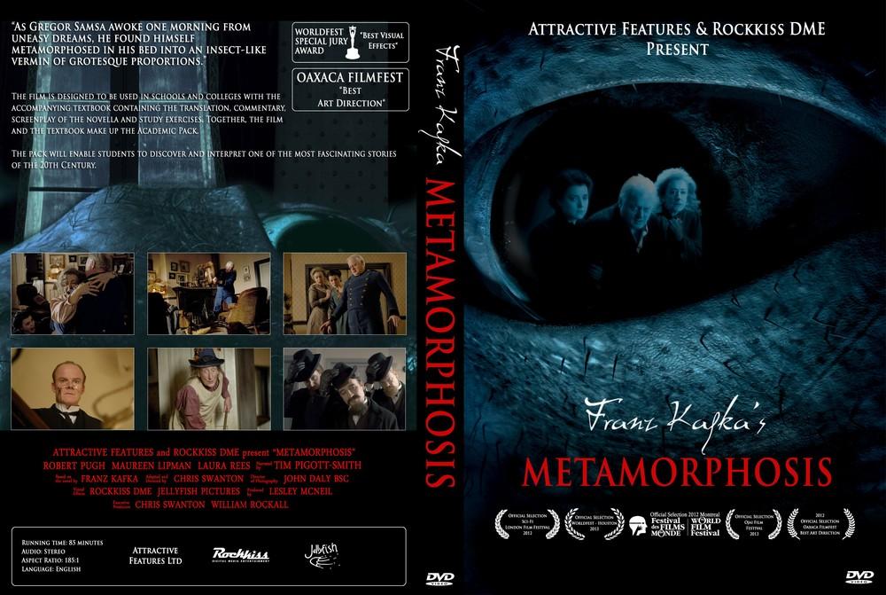 Metamorphosis DVD cover