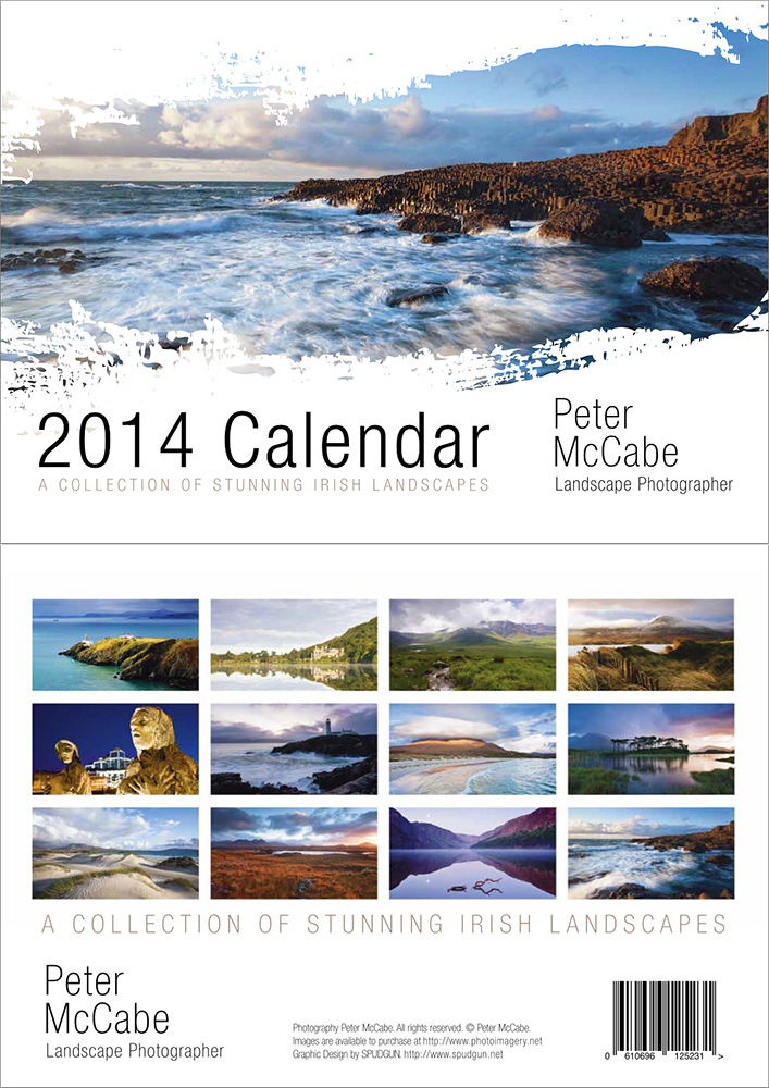 2014 Irish Landscape Calendars