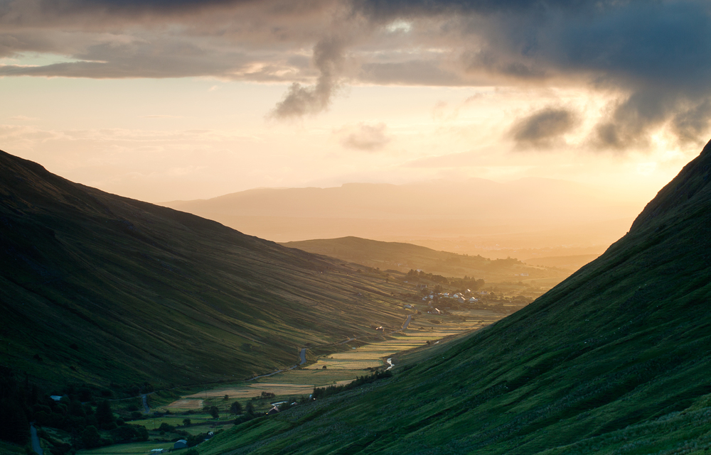 Glengesh Sunrise, Donegal