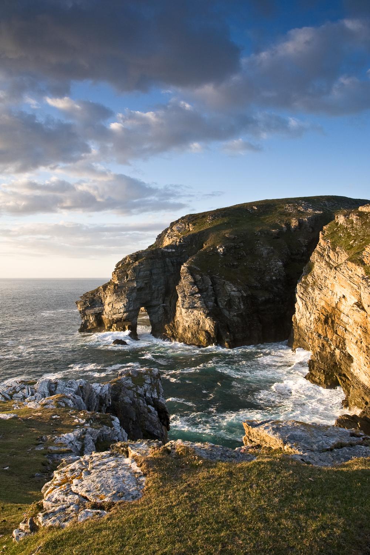 Sea Arch, Horn Head