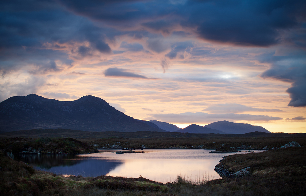 Connemara Lake