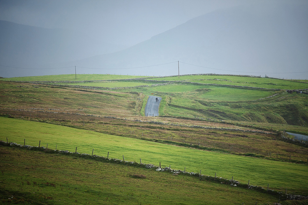Hill walkers, Sligo