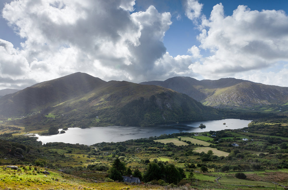 Glanmore Lake, Kerry
