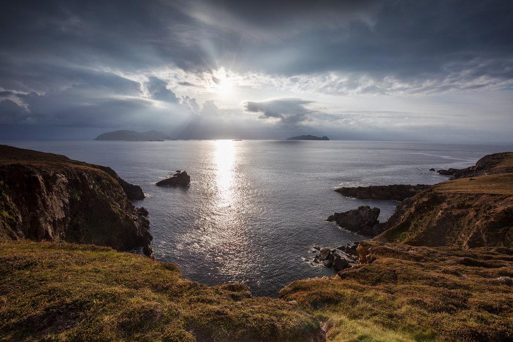 Blasket Island View