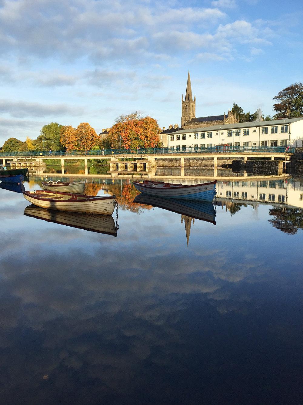 Sligo, Boats