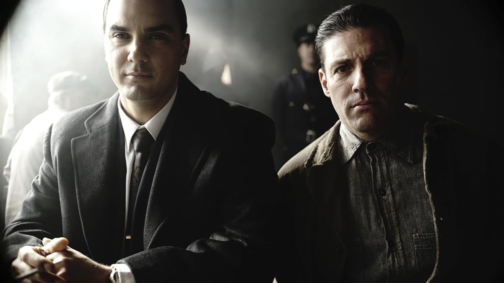 Frank and Vito from AMC's Making of the Mob: New York
