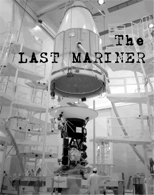An historical (science) fiction about a multi-generational voyage, the dawn of art, dirty political policy, and the depth of a father's love. Beginning with the launch of Voyager 1 and 2, a tale that reveals a sinister motive behind that famously peaceful mission to interstellar space. Anthrax, Microfiche, early cloning technology and Tang abound in this story of the dawn of art, the end of the world, and the bond of tragic love between father and son.