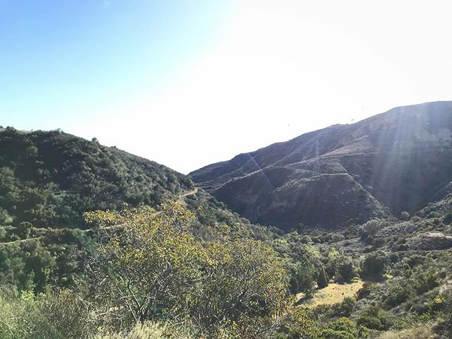 This is the view from a hike I did a couple days ago. I'm working my way up to a 15 mile hike and did about 6 miles this time. 👍🏻