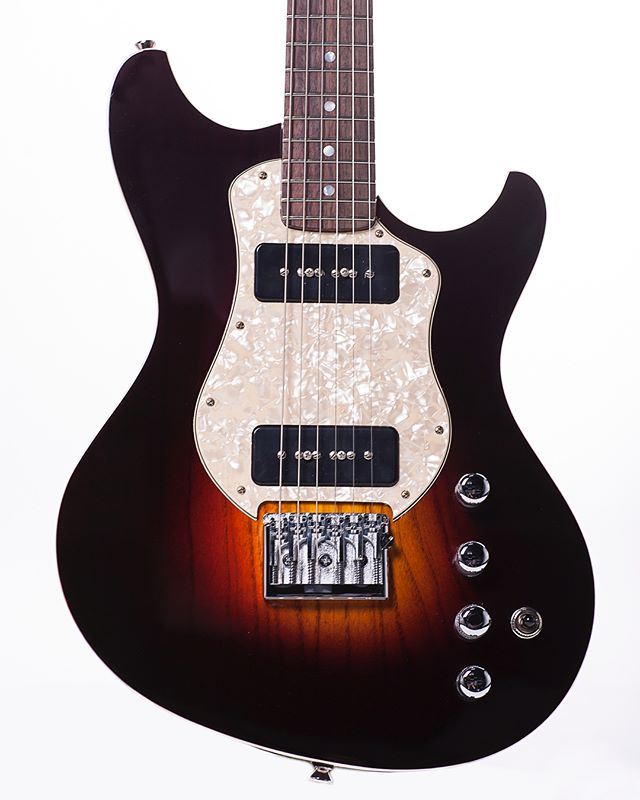 You may or may not know that my father is an incredibly talented luthier. He builds custom electric guitars! Check them out, at JordisonGuitars.com