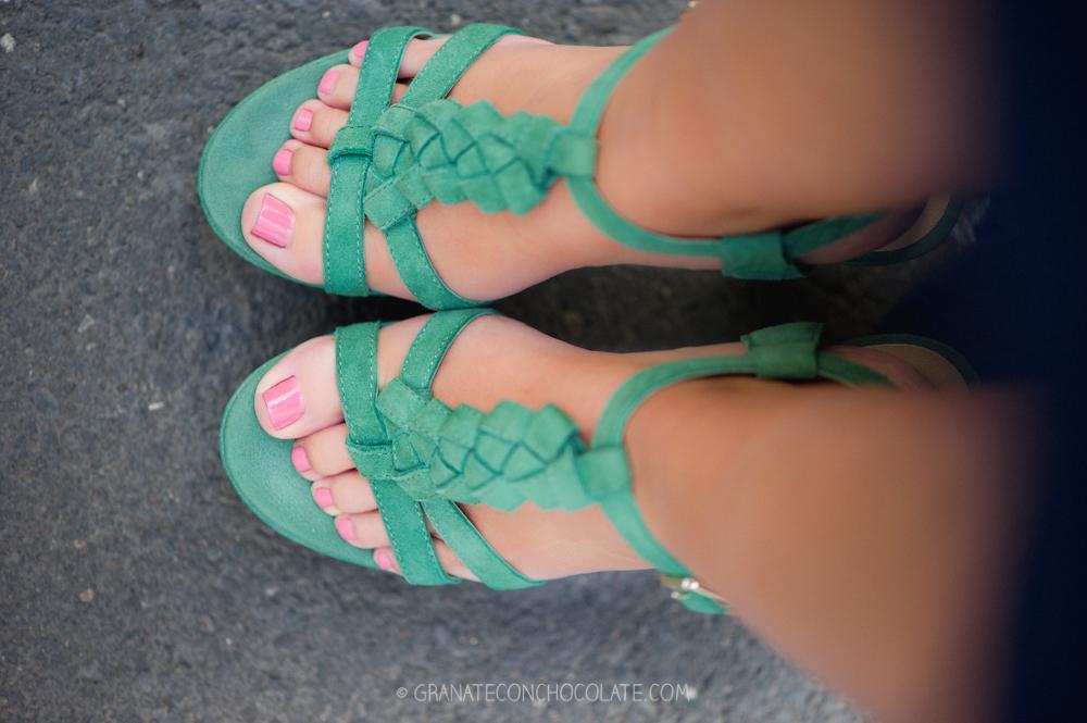 zapatos boda, azul agua, primavera, boda