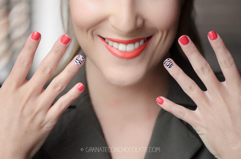 esmalte uñas nail art