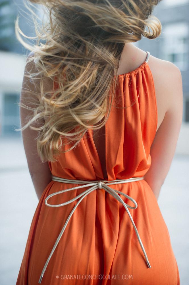 vestido hoss