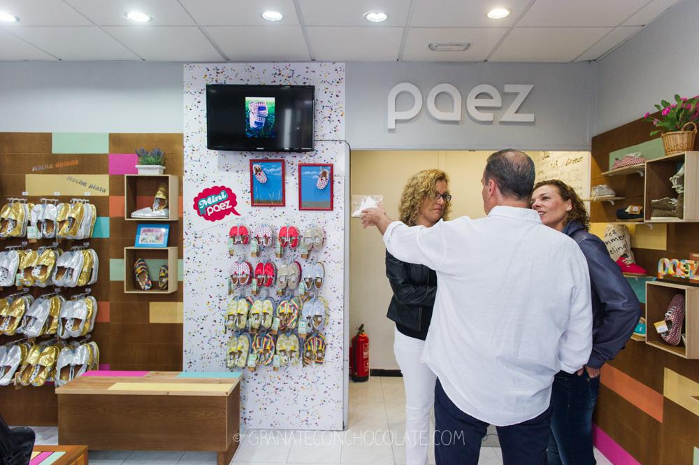 tienda paez