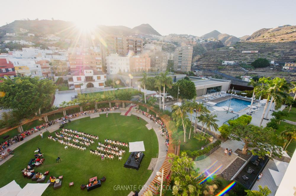 Hotel Mencey Santa Cruz de Tenerife