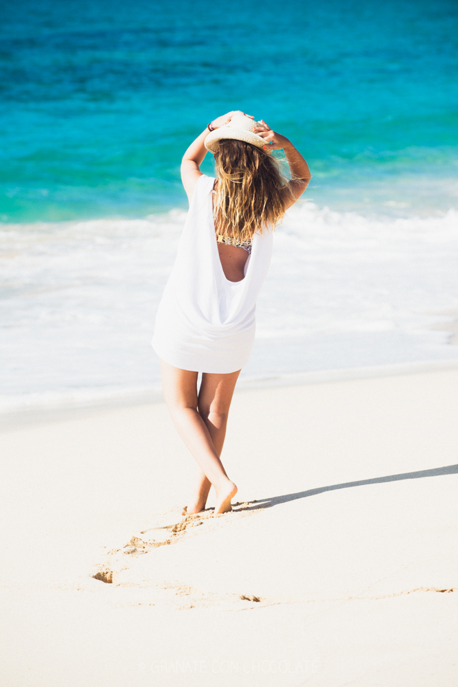 Sombrero playa verano summer Canarias