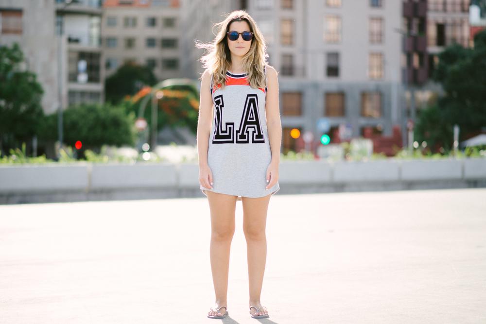 h&m LA