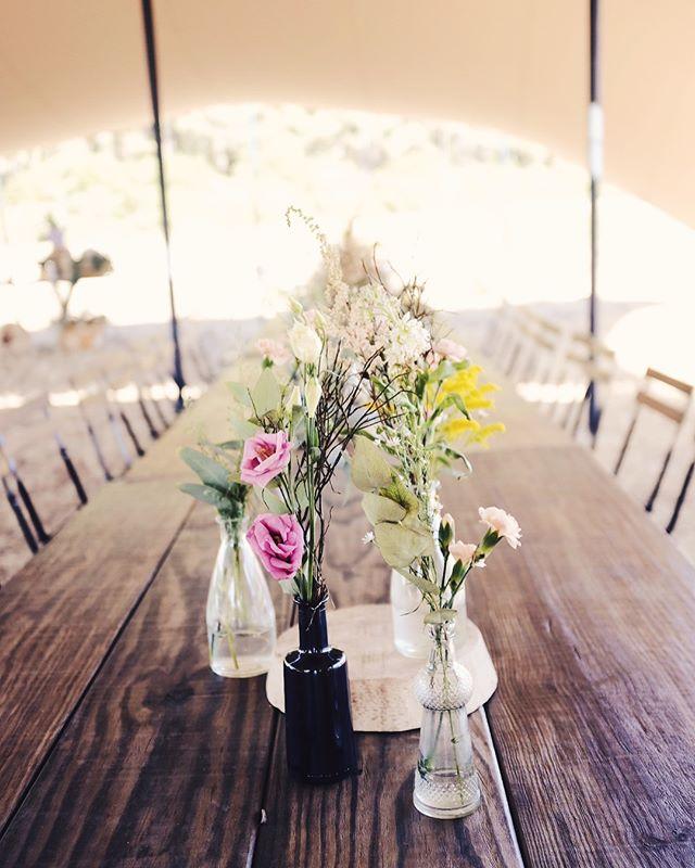 🌾🌻🌸🌾 📷 @edulopez  #wedding #deco #style
