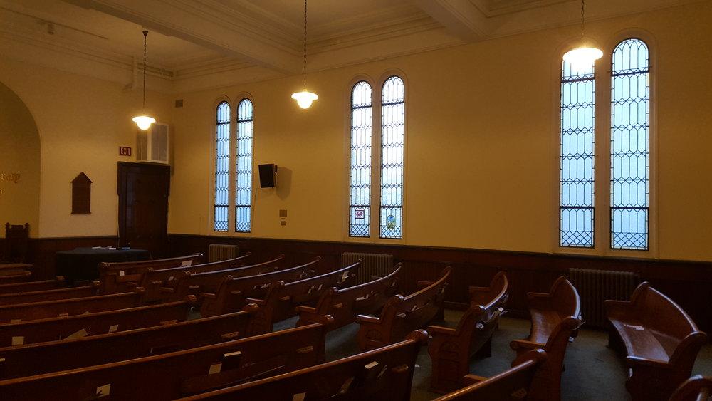 Chapel, Before