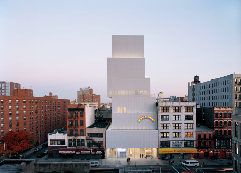 New Museum: The Bowery Classifieds -