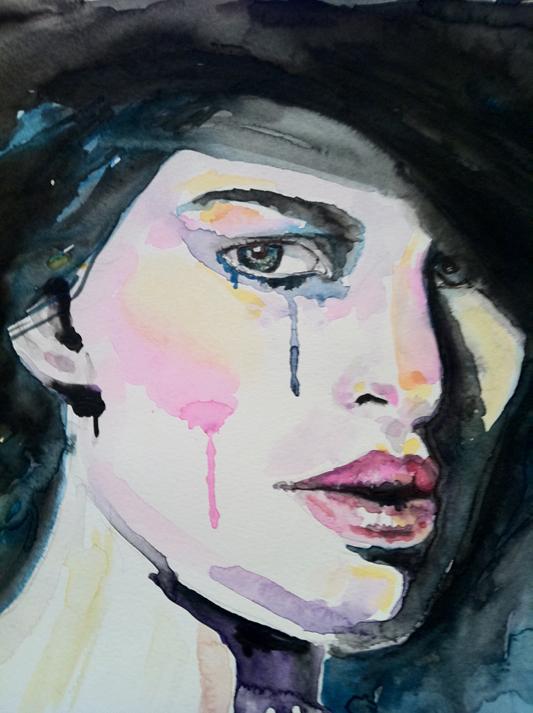 Female #4 by Siena Esposito