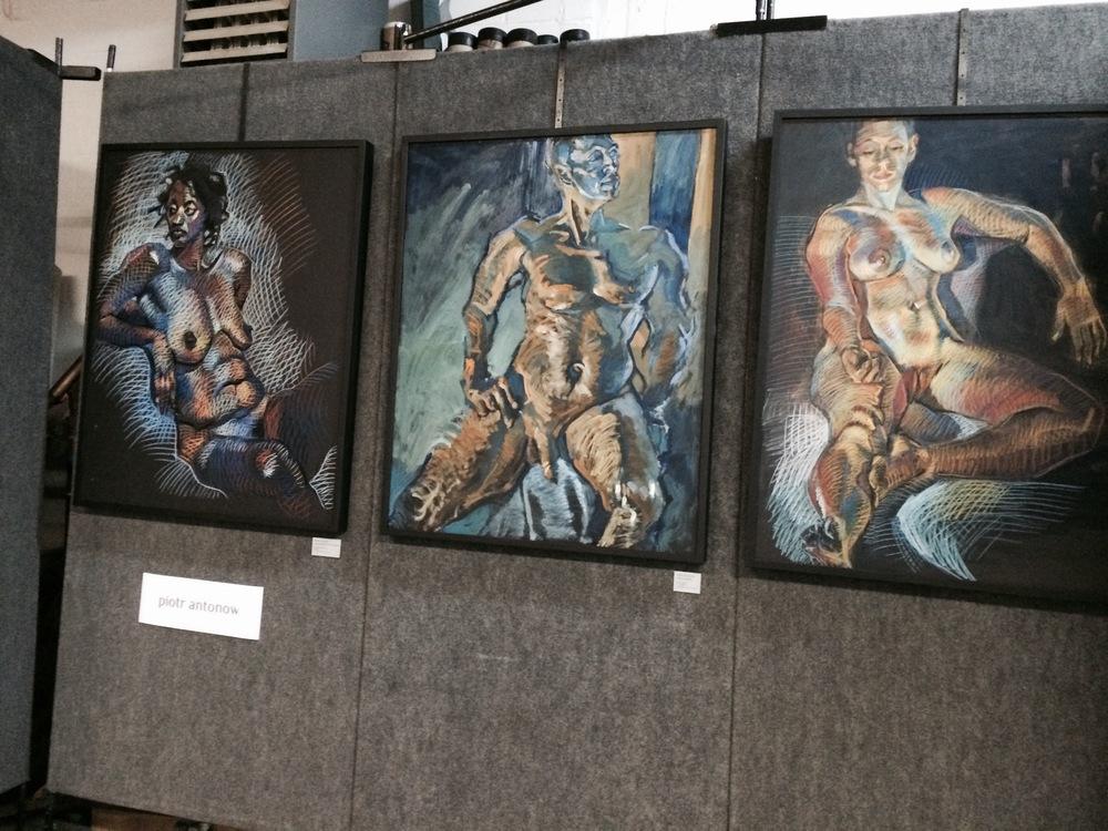 Piotr Anatow's Paintings