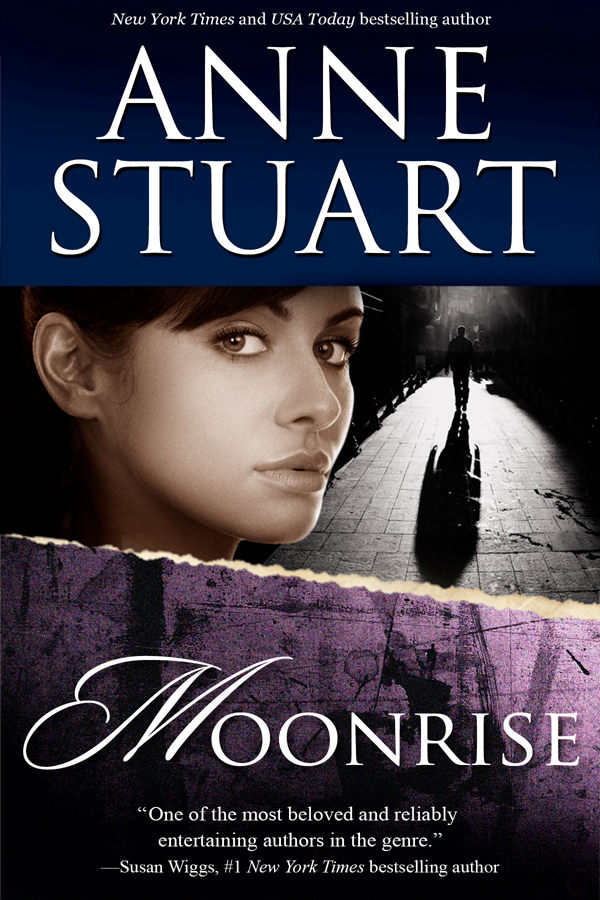 Moonrise Annie Sutherland is fast finding out her life was built on lies. Haunted by her father's death, Annie seeks out his protégé in the CIA, James McKinley, and is thrust into a secret shadow world that sends shivers of terror through her. For she finds James is no longer the conservative bureaucrat she remembers, but a mysterious, tortured fugitive—very armed and very dangerous. Annie and James are thrown together on a wild run that draws them closer to each other. Yet Annie is still not sure who James really is—a tender, passionate lover or a ruthless assassin? Who can she possibly trust with violence exploding all around her...and love perhaps the greatest snare of all…?