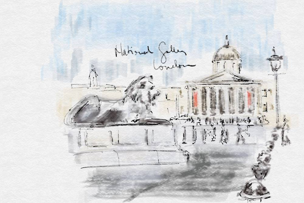 National Gallery, London England