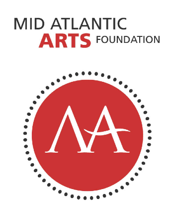 This engagement is supported by Mid Atlantic Arts Foundation through   USArtists International  in partnership with the National Endowment for the Arts and the Andrew W. Mellon Foundation.