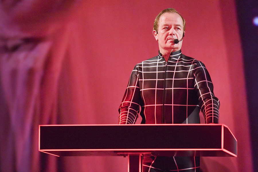 Kraftwerk at MoMA